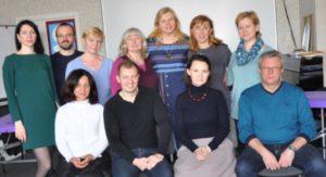 22 апреля, в ГАООРДИ состоялась информационная встреча с врачами-остеопатами.