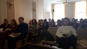 Конференция молодых ученых памяти первого ректора института П.А.Маккавейского