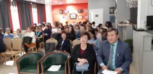 Начал работу семинар в г Якутске