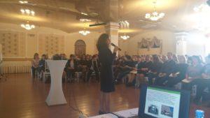 7 октября стартовал семинар в Тюмени
