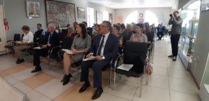 Открытие семинара в г.Томске