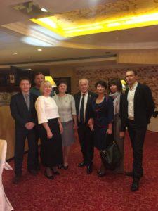 Участие в Международном медицинском форуме Донбасса 14-15 ноября 2019 г.