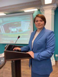 Назначение О.Н.Владимировой и.о.ректора