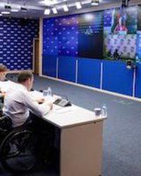Специалисты СПбИУВЭК приняли участие в стратегической сессии по вопросам повышения качества жизни инвалидов